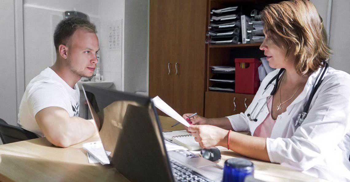 Обеспечиваем индивидуальный и комплексный подход к каждому пациенту